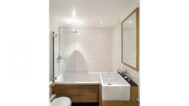 salle de bains douche ou baignoire angers salle de. Black Bedroom Furniture Sets. Home Design Ideas